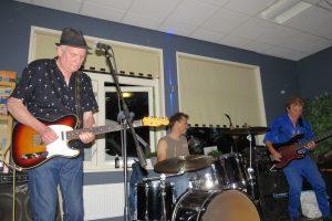 Bluesavond Live, met Lou Leeuw en de Blues Cowboys