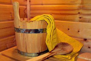 Wintersauna (massage 12:00-15:00) - onder voorbehoud